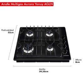 Anafe Aurora Yanuy AGLN Multigas