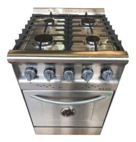 Cocina Industrial Morelli Saho 550 Multigas P. Ciega