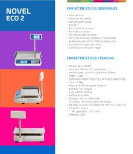 Balanza Kretz Novel Eco 2 31kg