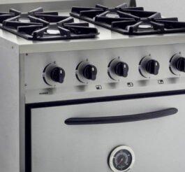 Cocina Industrial Depaolo 800 Multigas
