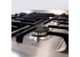Cocina Industrial Morelli Saho 550 Multigas P. Visor