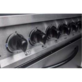 Cocina Industrial Depaolo 1000 Multigas