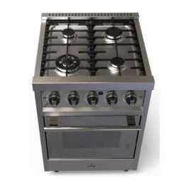 Cocina Industrial Morelli Zafira 550 Multigas
